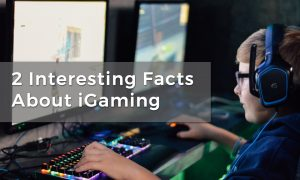 2 Interesting Facts About iGaming