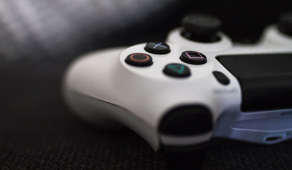 nerlaska WhitePlaystationController - 2 Interesting Facts About iGaming